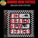 CD◆BRAND NEW FIFTIES◆◆BRAND NEW FIFTIES◆JKRF-6123