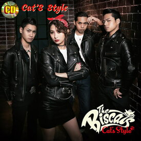 CD◆Cat's Style◆◆The Biscsts◆TMER-20001