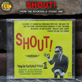 CD◆SHOUT!◆◆FROM THE ROCKSVILLE STUDIO ONE◆