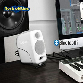 IK Multimedia(アイケーマルチメディア) iLoud Micro Monitor White Special Edition【DTM】【モニタースピーカー】【PCスピーカー】