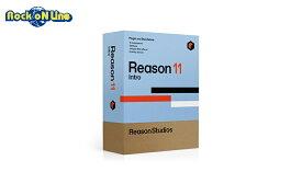Reason Studios Reason 11 Intro【DTM】【DAW】【作曲ソフト】