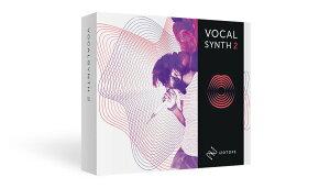 iZotope VocalSynth 2【※シリアルPDFメール納品】【DTM】【プラグインエフェクト】