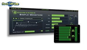 KROTOS Dehumaniser Simple Monsters【※シリアルPDFメール納品】【DTM】