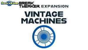 iZotope BreakTweaker Expansion: Vintage Machines【※シリアルPDFメール納品】