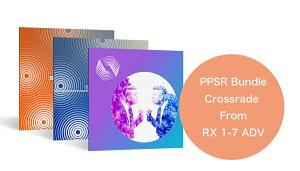iZotope Post Production Surround Reverb Bundle クロスグレード 【対象製品:RX 1-7 Advanced】【※シリアルPDFメール納品】【DTM】【プラグインエフェクト】