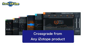 【クーポン配布中!】iZotope(アイゾトープ) Music Production Suite 2.1 Crossgrade from any iZotope product【※シリアルPDFメール納品】【DTM】【プラグインエフェクト】【プロモーション】