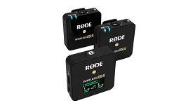 RODE(ロード) Wireless GO II【マイク】【ワイヤレス】