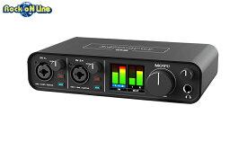 MOTU(モツ) M2【DTM】【オーディオインターフェイス】【USB-C】