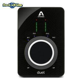 Apogee Duet 3【USBオーディオインターフェイス】