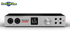 Antelope Audio(アンテロープオーディオ) Discrete 4 Synergy Core【DTM】【オーディオインターフェイス】