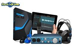 PreSonus(プリソーナス) AudioBox iTwo Studio【DTM】【オーディオインターフェイス】