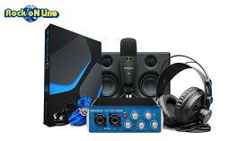 PreSonus(プリソーナス) AudioBox 96 Studio Ultimate Bundle【オーディオインターフェイス】