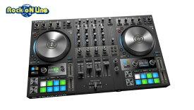 Native Instruments(ネイティブインストゥルメンツ) TRAKTOR KONTROL S4 MK3【PCDJ】【DJコントローラー】