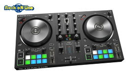Native Instruments(ネイティブインストゥルメンツ) TRAKTOR KONTROL S2 MK3【PCDJ】【DJコントローラー】