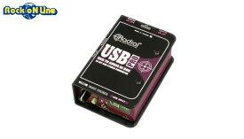 RADIAL(ラディアル) USB Pro【ダイレクトボックス】【レコーディング】【USB】