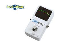 【クーポン配布中!】TC Electronic(ティーシーエレクトロニック) POLYTUNE 3【ギターエフェクター】