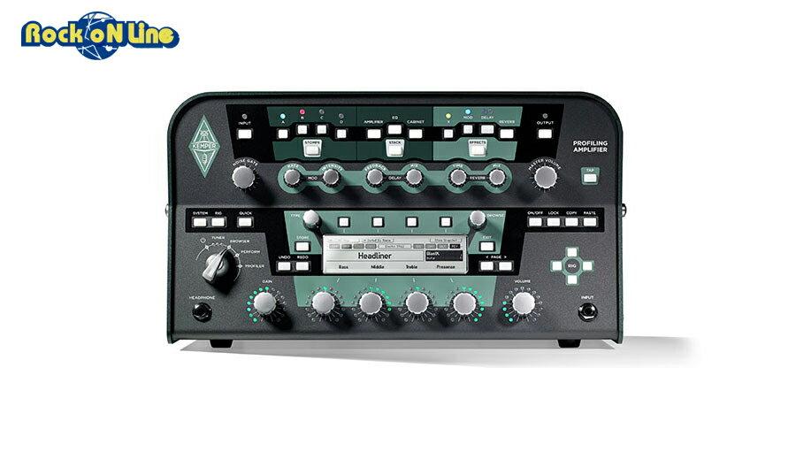 【クーポン配布中!】KEMPER(ケンパー) Profiler Power Head【ギターアンプ(Amp)・シミュレーター】