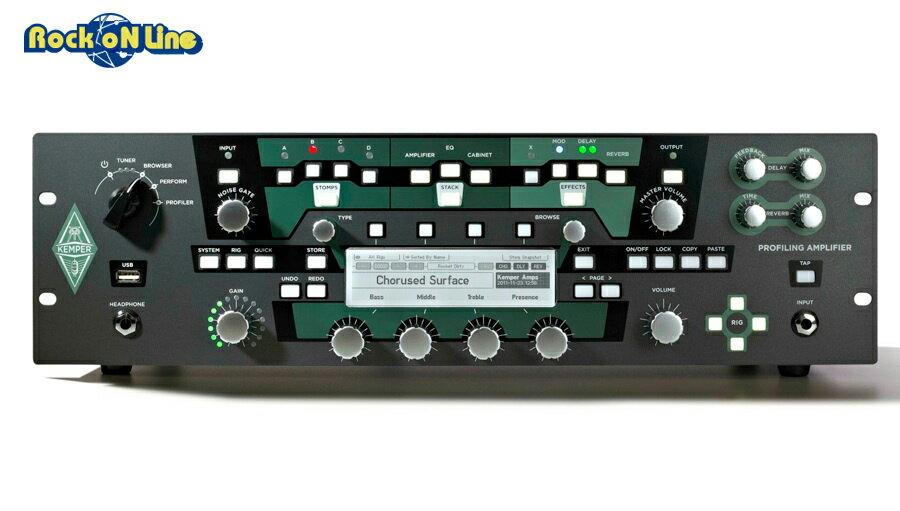 【クーポン配布中!】KEMPER(ケンパー) Profiler Power Rack【ギターアンプ(Amp)・シミュレーター】