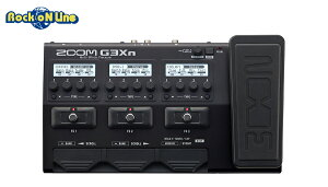 ZOOM(ズーム) G3Xn【マルチエフェクター】