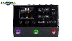 Line 6(ラインシックス) HX STOMP【ギターアンプ(Amp)・シミュレーター】【ギターエフェクター】