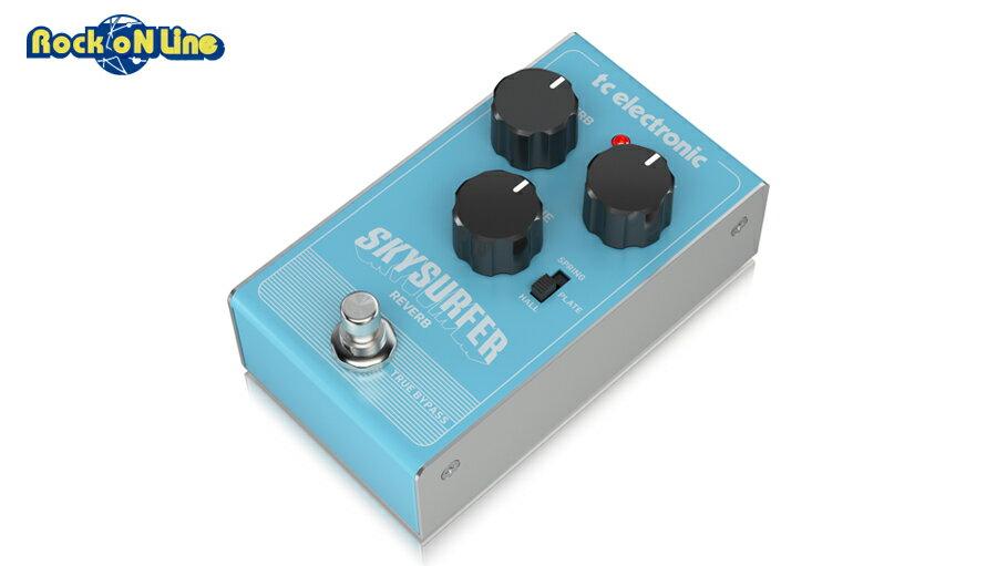 【クーポン配布中!】TC Electronic(ティーシーエレクトロニック) SKYSURFER REVERB【ギターエフェクター】