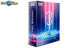 UVI(ユーブイアイ) Vintage Vault 3【在庫限り特価!】【※シリアルPDFメール納品】【DTM】【シンセサイザー】