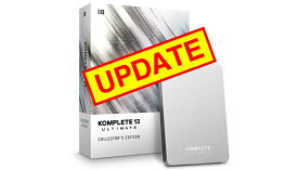 Native Instruments(ネイティブインストゥルメンツ) KOMPLETE 13 ULTIMATE Collector's Edition UPD【DTM】【ソフトシンセ】
