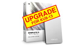 Native Instruments KOMPLETE 13 ULTIMATE Collector's Edition UPG FOR KU8-13【DTM】【ソフトシンセ】