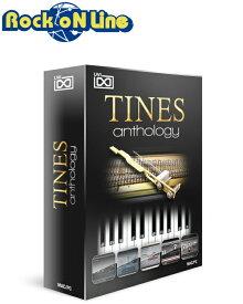 【クーポン配布中!】UVI(ユーブイアイ) Tines Anthology【※シリアルPDFメール納品】【DTM】【シンセサイザー】