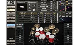 Steven Slate Audio Steven Slate Drums 5 【※シリアルメール納品】【DTM】【ソフト音源】【シンセサイザー】