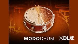 IK Multimedia MODO DRUM DL版【※シリアルメール納品】【DTM】【ドラム音源】