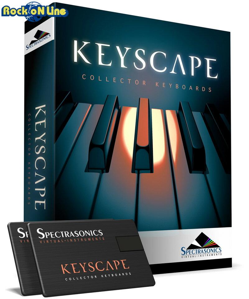 Spectrasonics Keyscape【数量限定プロモ特価!】