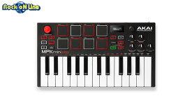 AKAI(アカイ) MPK Mini Play【MIDIキーボード】