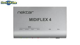 NEKTAR MIDIFLEX 4【MIDIインターフェイス】