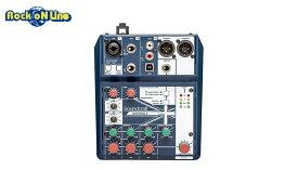 SOUNDCRAFT(サウンドクラフト) Notepad-5【アナログミキサー】