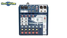 SOUNDCRAFT(サウンドクラフト) Notepad-8FX【アナログミキサー】