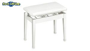 CASIO CB-30WE(ホワイト)【ピアノ/キーボード椅子】