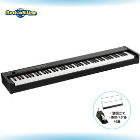 KORG DIGITAL PIANO D1(ブラック)【電子ピアノ】