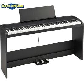 KORG B2SP BK(ブラック)【電子ピアノ】【88鍵盤】