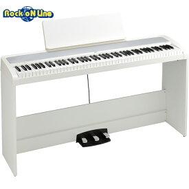 KORG(コルグ) B2SP WH(ホワイト)【電子ピアノ】【88鍵盤】