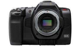 【在庫あり】Blackmagic Design Blackmagic Pocket Cinema Camera 6K Pro