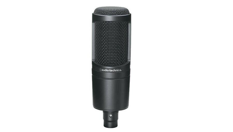 【クーポン配布中!】audio-technica(オーディオテクニカ) AT2020【コンデンサーマイク】【レコーディング】