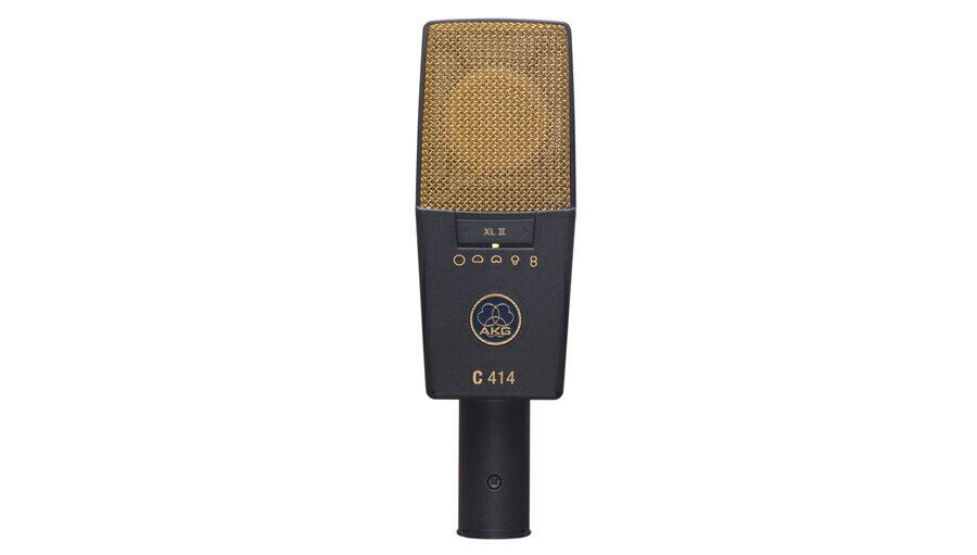 【クーポン配布中!】AKG(アーカーゲー) C414 XL II【コンデンサーマイク】【レコーディング】