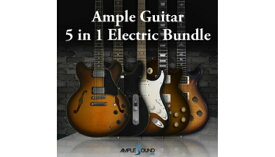 【D2R】AmpleSound AMPLE GUITAR 5 IN 1 ELECTRIC BUNDLE