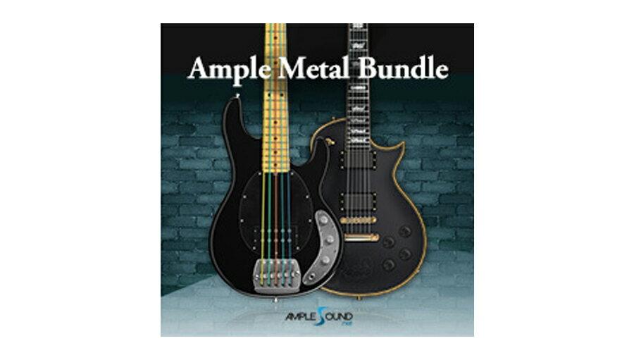 【D2R】AmpleSound AMPLE METAL BUNDLE