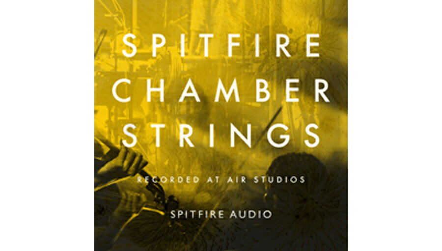 【D2R】SPITFIRE AUDIO SPITFIRE CHAMBER STRINGS