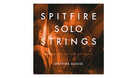 【D2R】SPITFIRE AUDIO SPITFIRE SOLO STRINGS