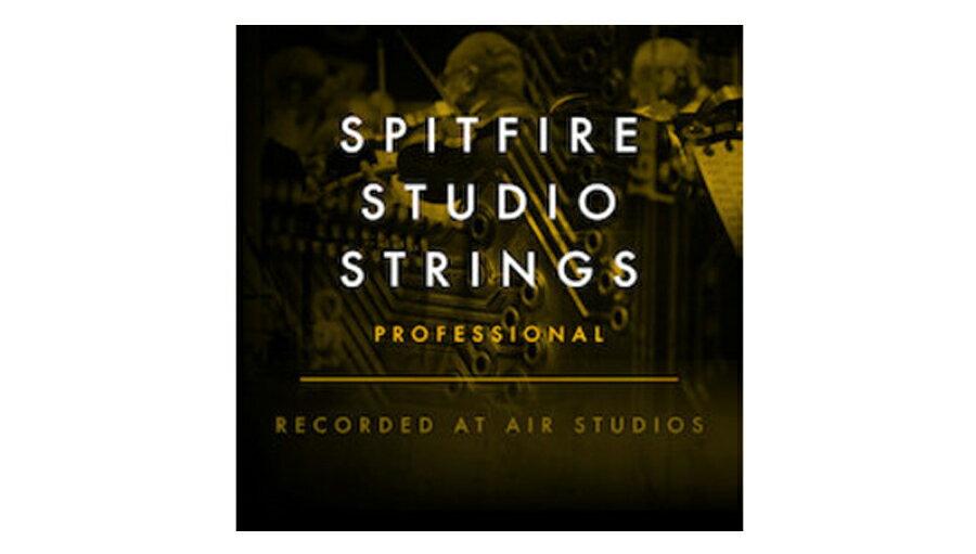 【D2R】SPITFIRE AUDIO SPITFIRE STUDIO STRINGS PROFESSIONAL
