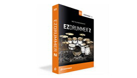 TOONTRACK(トゥーントラック) EZdrummer 2【DTM】【ドラム音源】