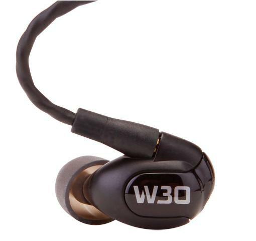 【クーポン配布中!】Westone(ウエストン) Universal W30【イヤホン・イヤーモニター】
